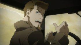 Кадры из фильма 91 день 8 серия аниме