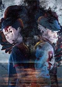 Промо-арт аниме «Адзин: Схватка»