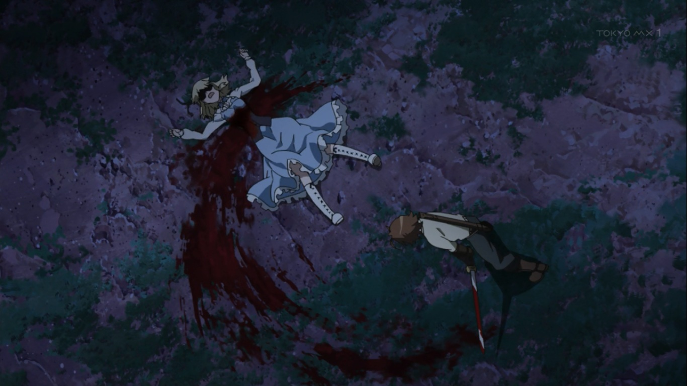 аниме где главный герой девушка: