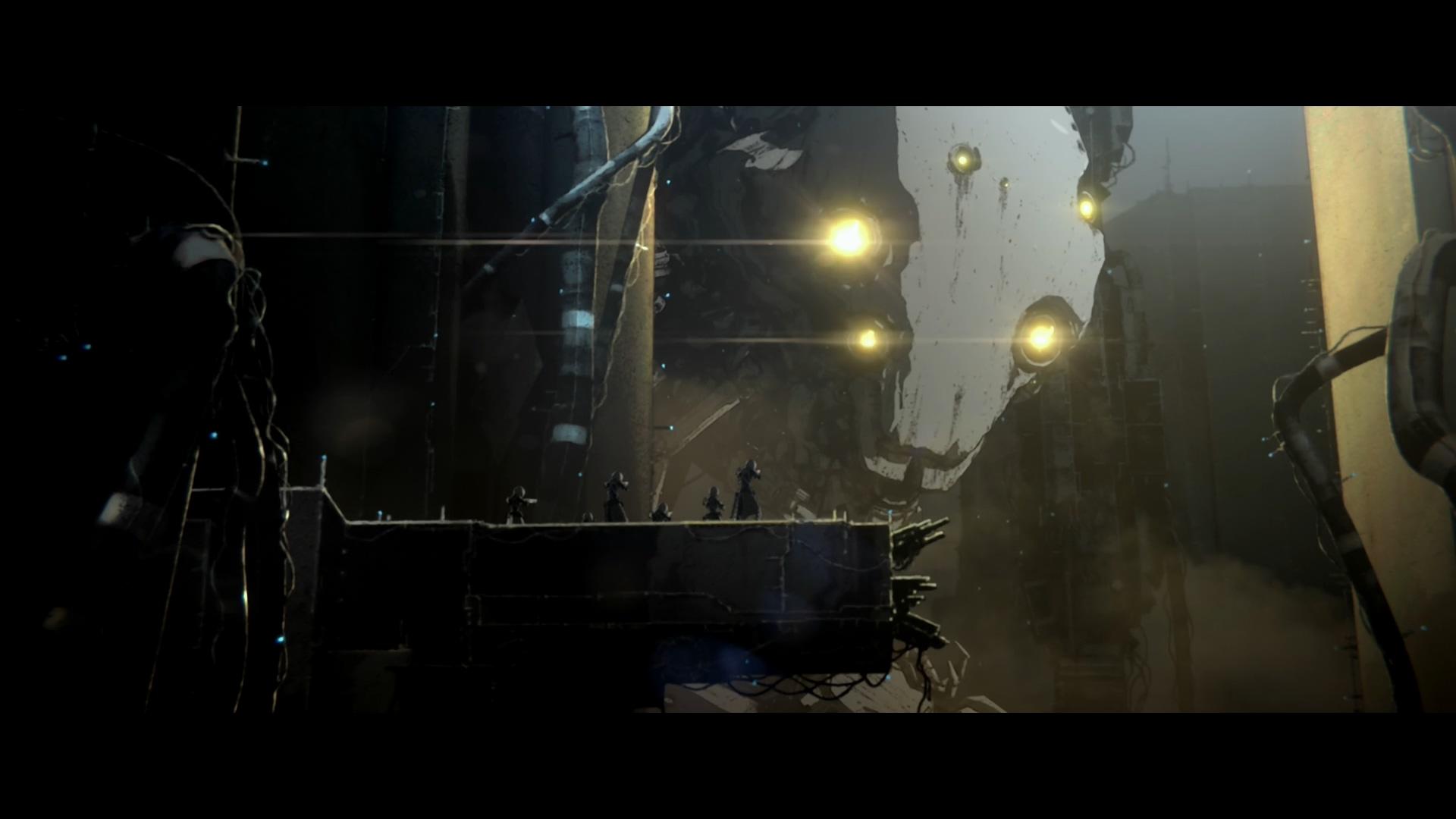 Блейм!, кадр № 2