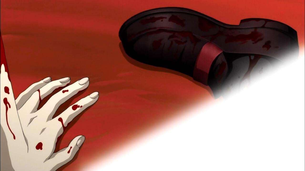 Кровь-C, кадр № 21