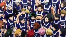 Моя геройская академия 2