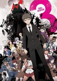Постеры аниме «Данганронпа 3: Отчаяние»