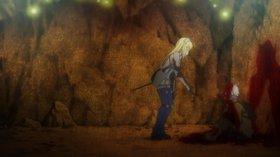 Цеплять девчонок в подземелье дурно: Оратория меча