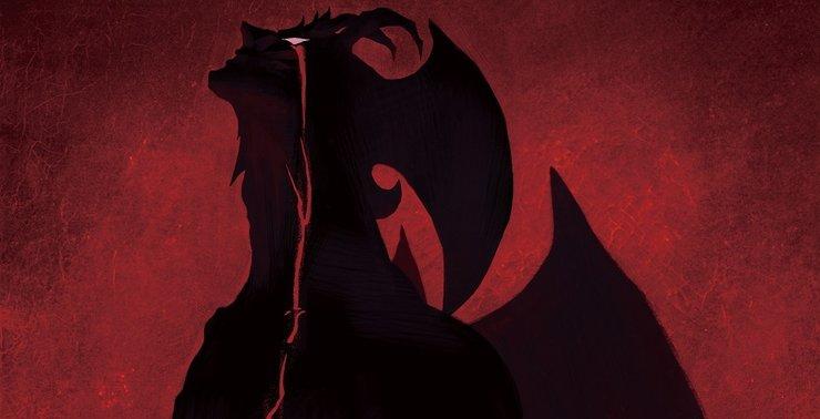 Постеры аниме «Человек-дьявол: Плакса»