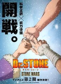Доктор Стоун: Каменные войны