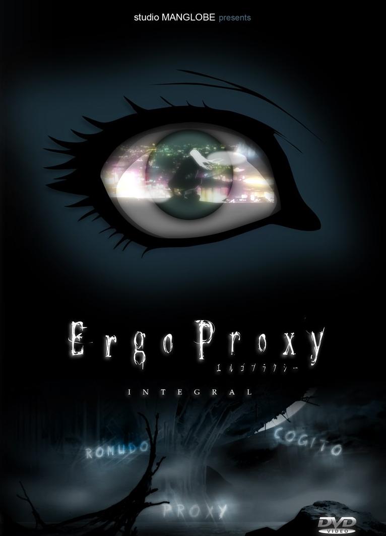 Эрго Прокси, постер № 1