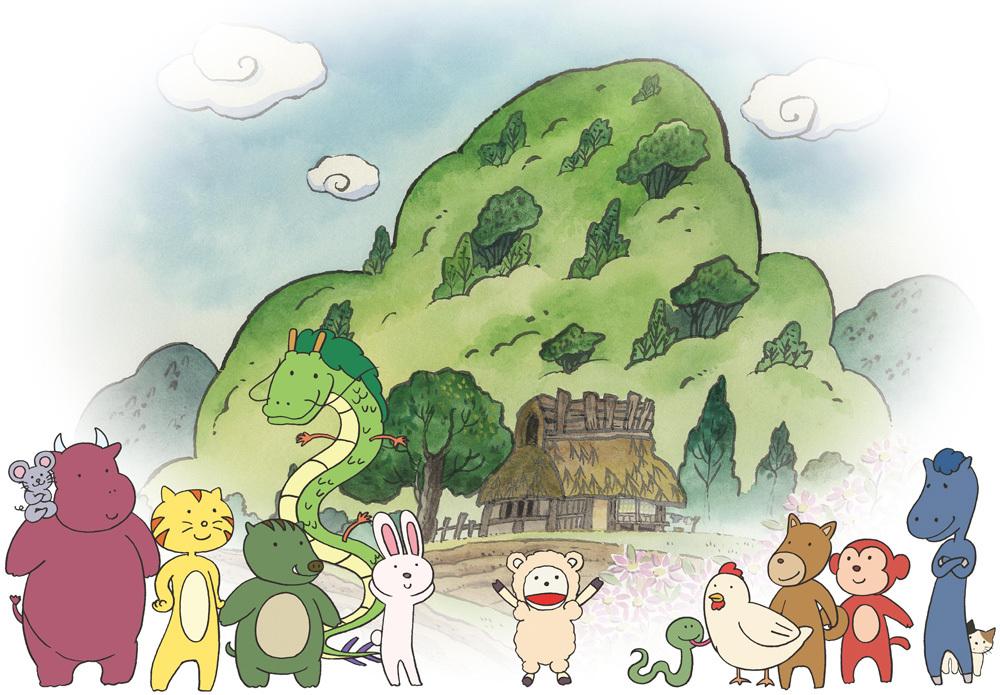 Японский фольклор, постер № 1