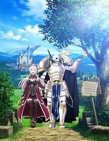 Рыцарь-скелет вступает в параллельный мир