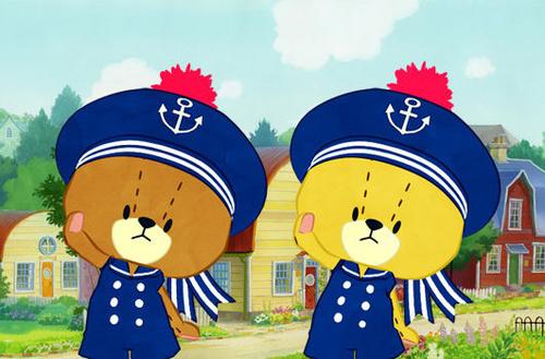 Лулу и Лоло: Медвежата-близнецы, постер № 1