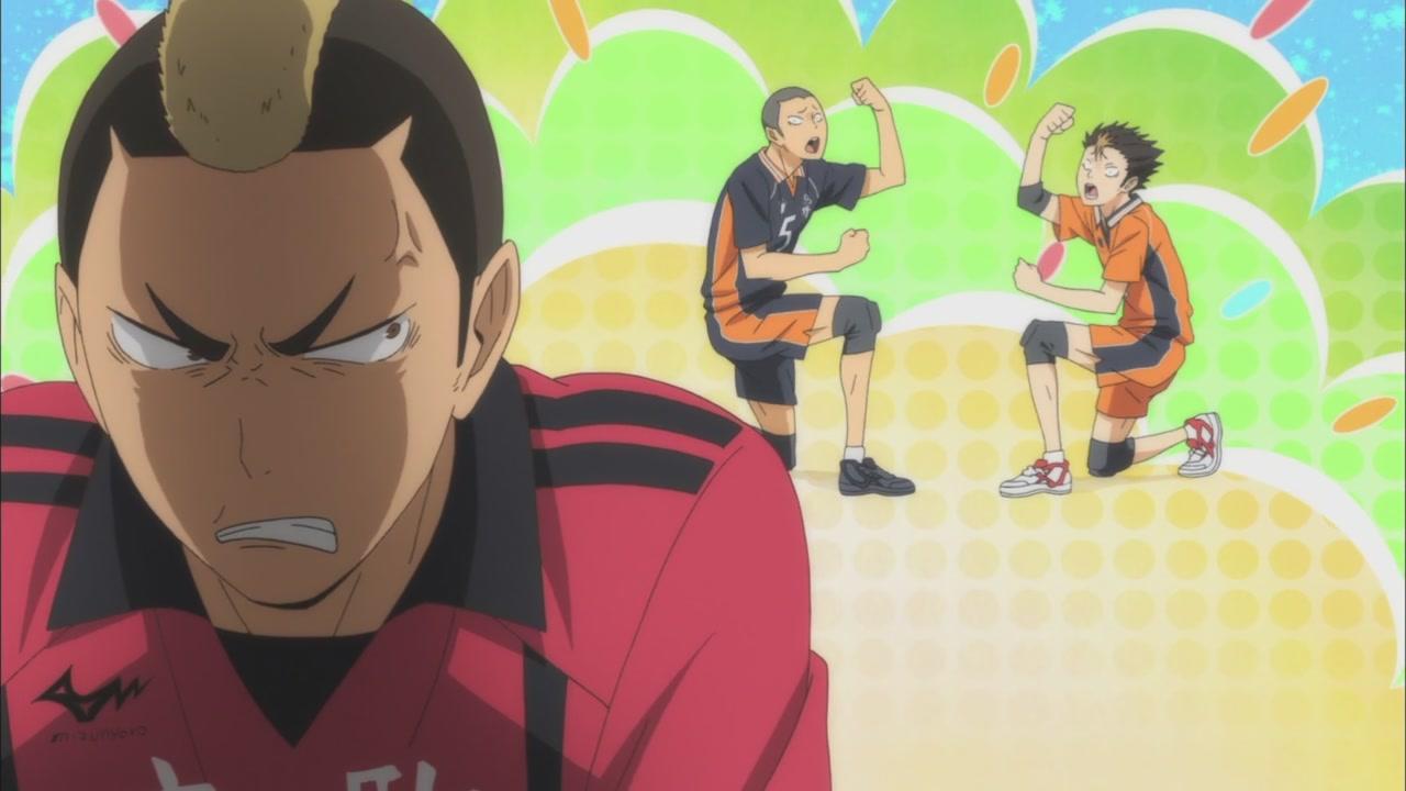 Доброе утро, аниме волейбол картинки приколы