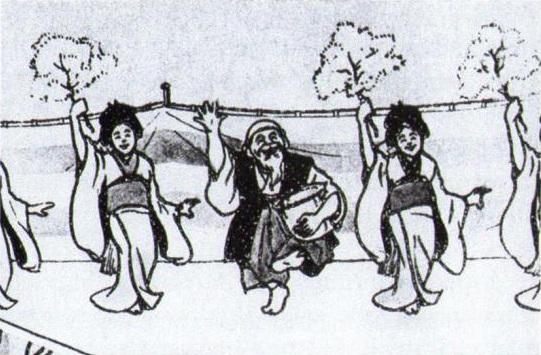 Дед Ханасака, кадр № 1