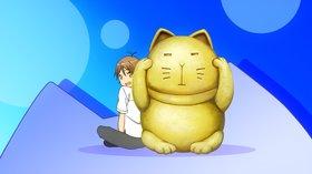 Хентайный принц и каменная кошка
