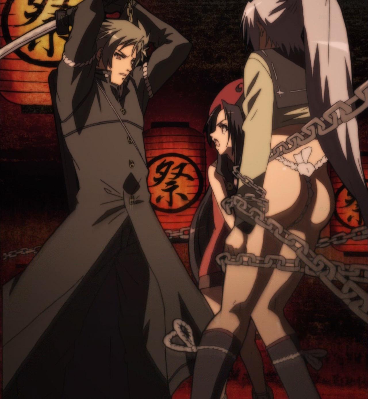 аниме картинки девушки самураи: