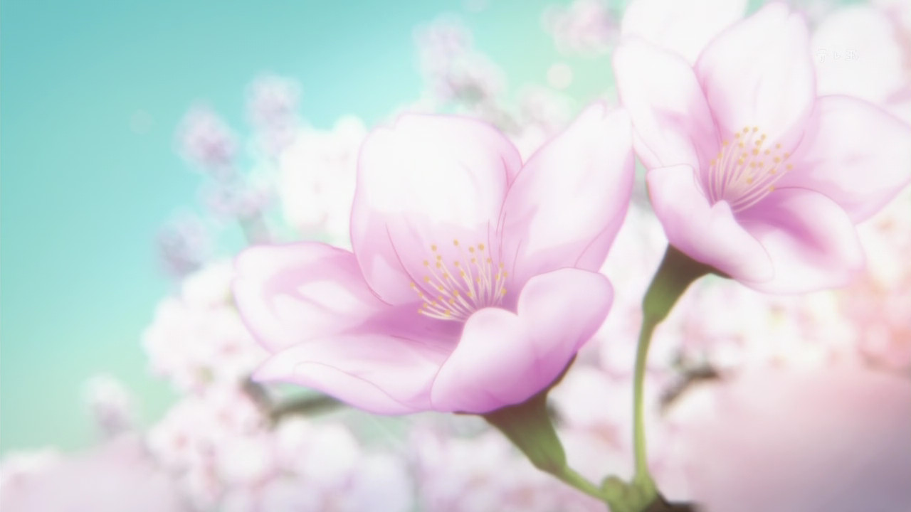 Animated Pink Flowers Digitalspacefo