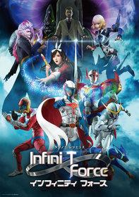Постеры аниме «Отряд Инфини-Т»