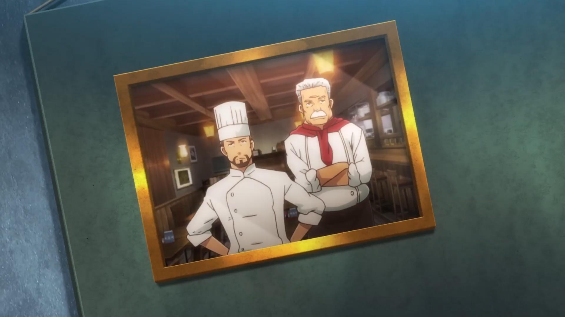 Ресторан из другого мира, кадр № 1