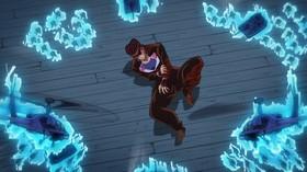 Безумные приключения ДжоДжо 3