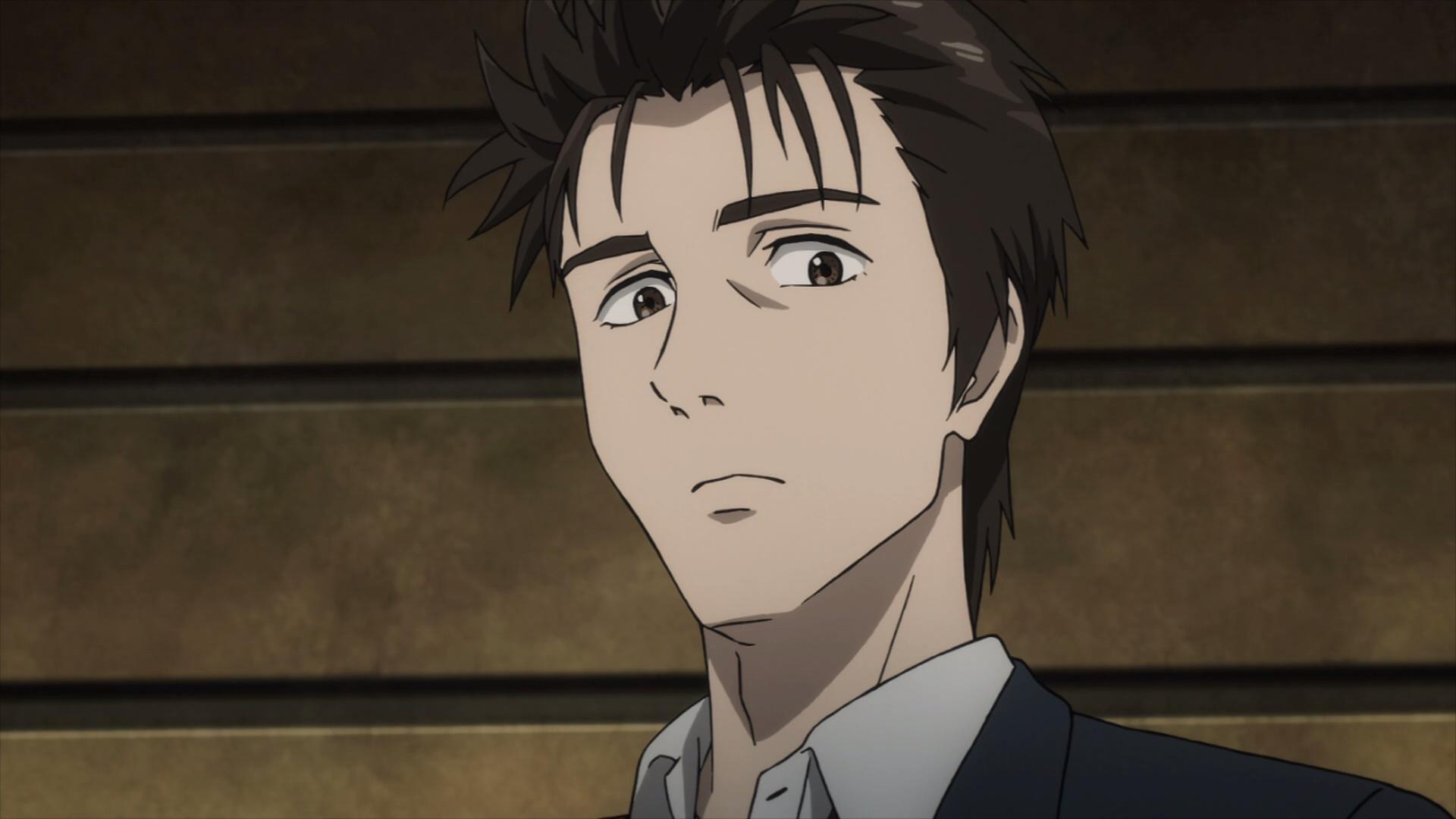 Картинки персонажей из аниме паразит