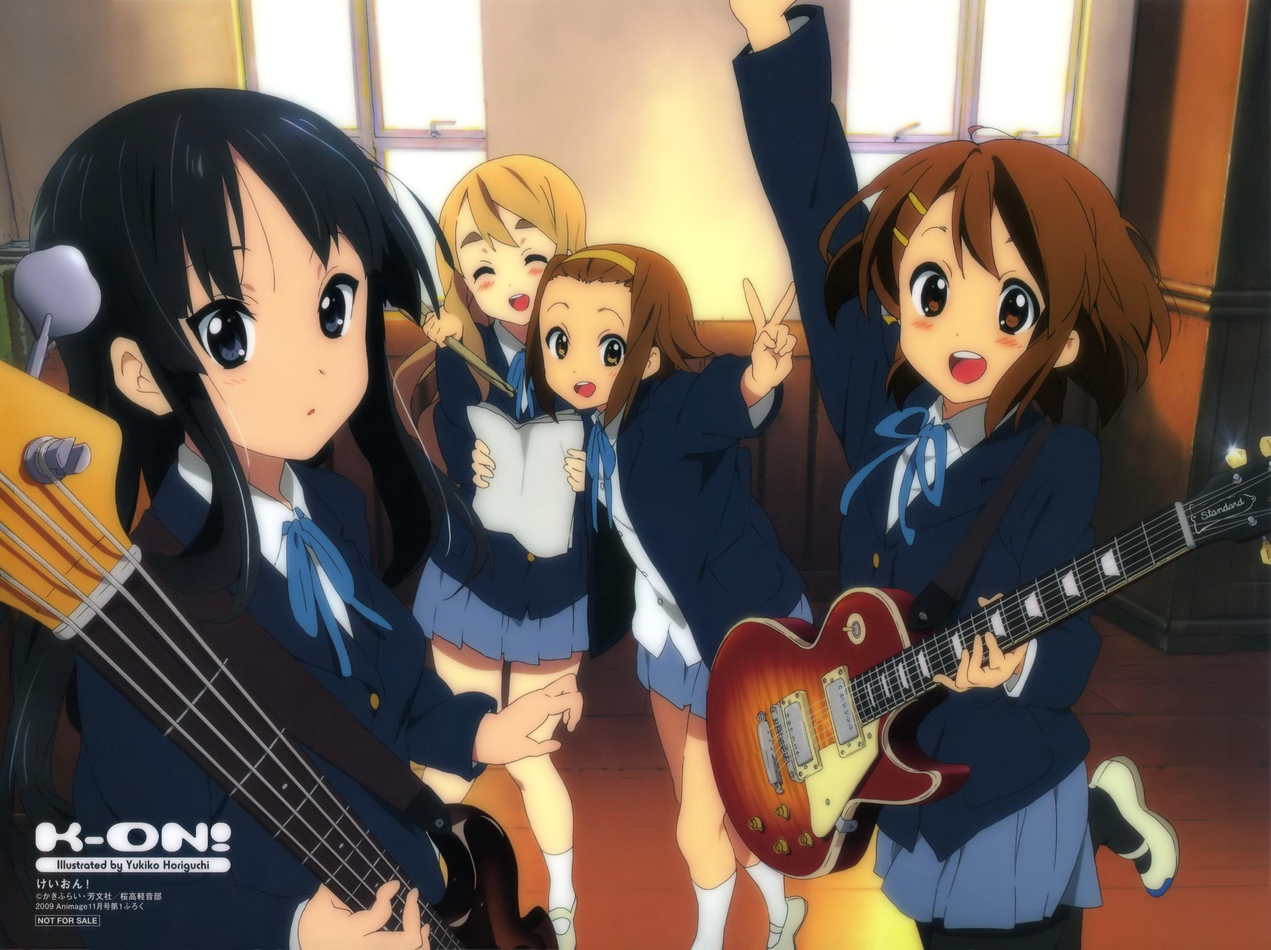 anime music images k - photo #7