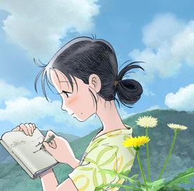 Промо-арт аниме «В этом уголке мира»