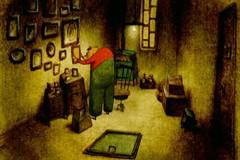 Дом из маленьких кубиков