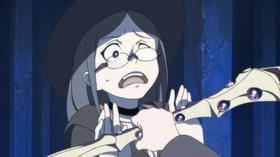 Академия ведьмочек OVA