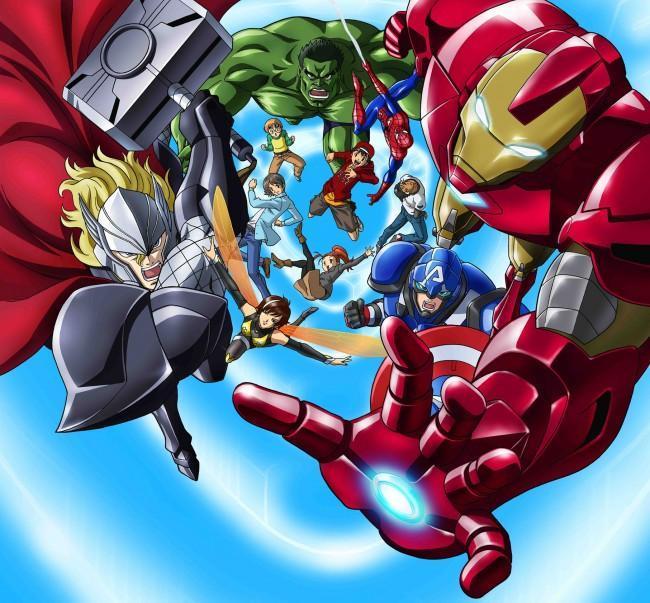 Мстители: Дисковые войны, кадр № 1