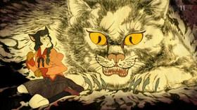 Легенда о кошке (Чёрная)
