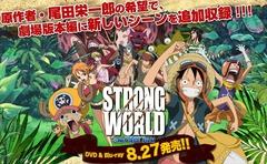 Strong World ударит в конце лета