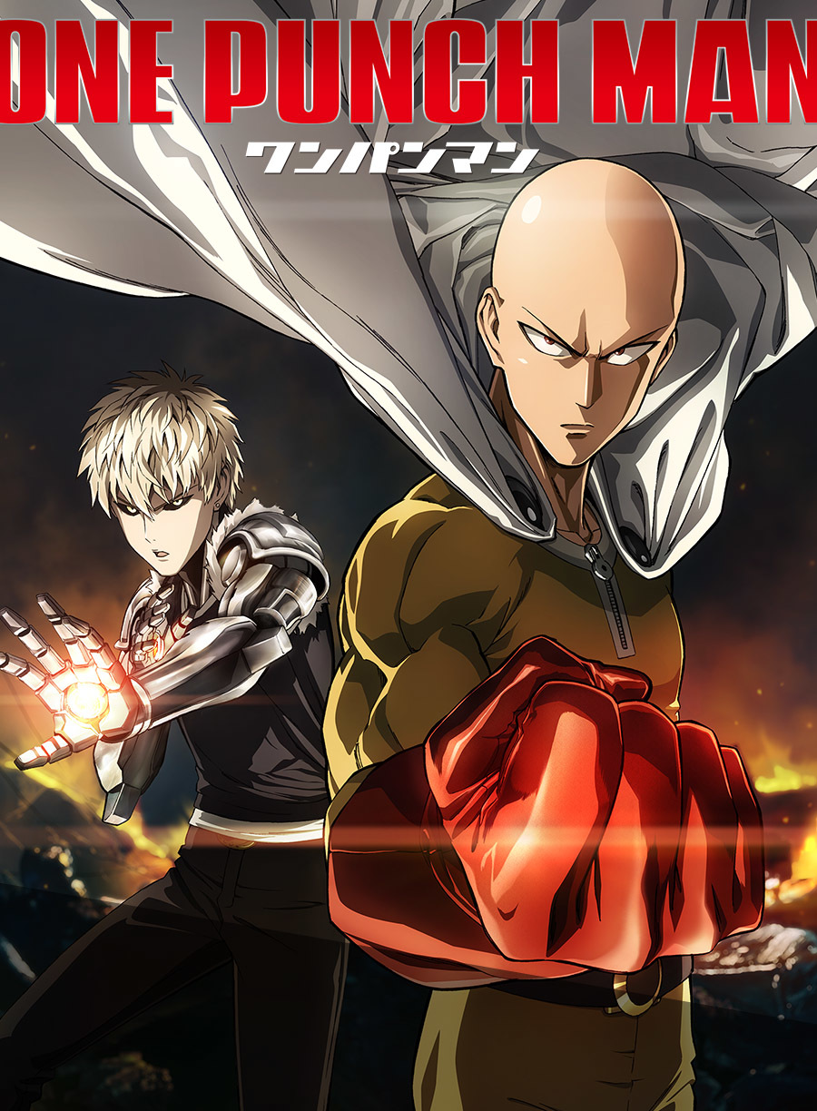 One punch man секрет сил