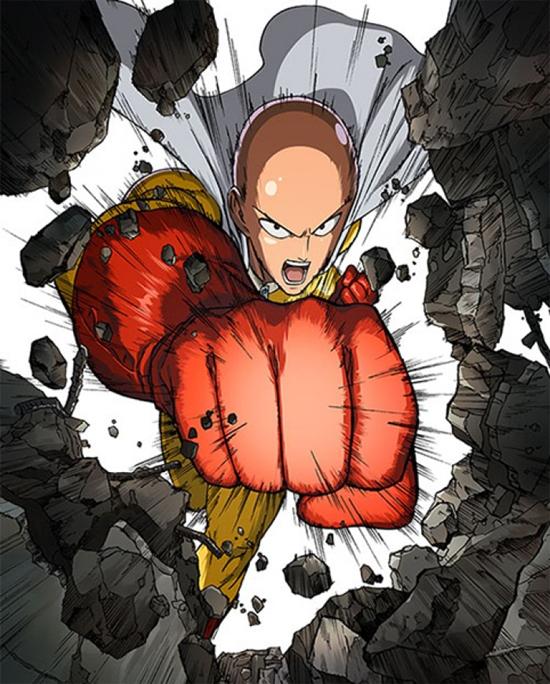 Ванпанчмен OVA, кадр № 1
