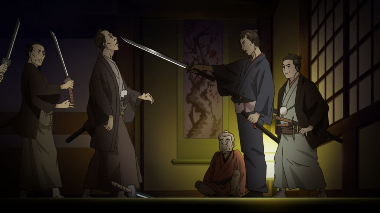 Онихей: Криминальные истории периода Эдо, кадр № 63