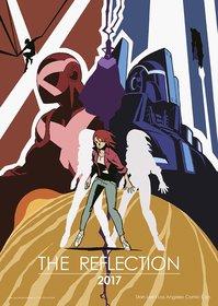 Постеры аниме «Отражение»