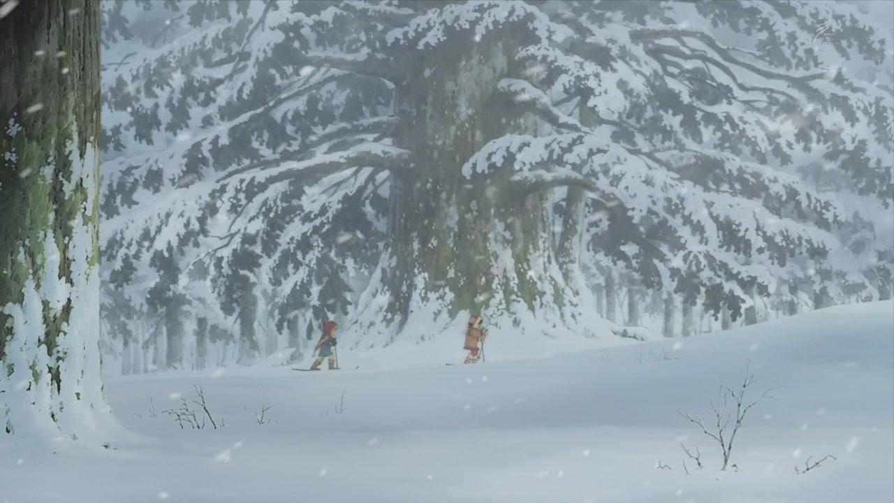 красивые анимационные картинки сильный снегопад первый афроамериканец