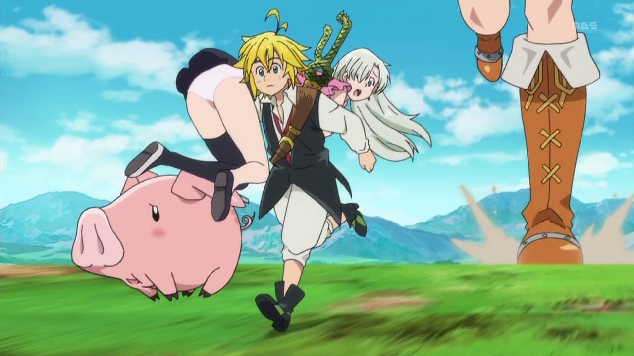 the seven deadly sins in one hundred The seven deadly sins season one - bd in stock when holy knights arrest her family, princess elizabeth seeks out a group of legendary warriors known as the seven deadly sins.