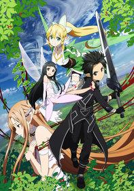 Постеры аниме «Искусство меча Online»