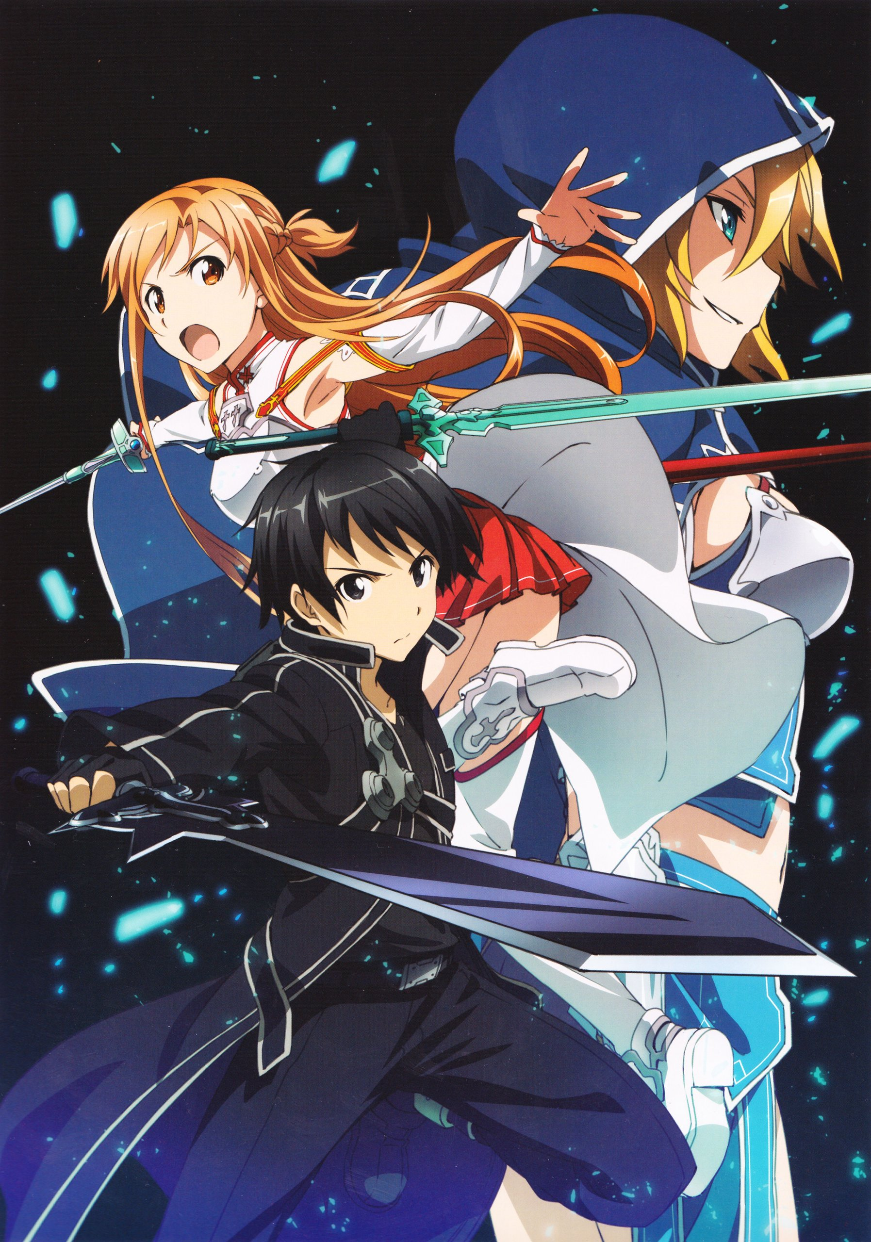 Постеры по аниме мастера меча онлайн