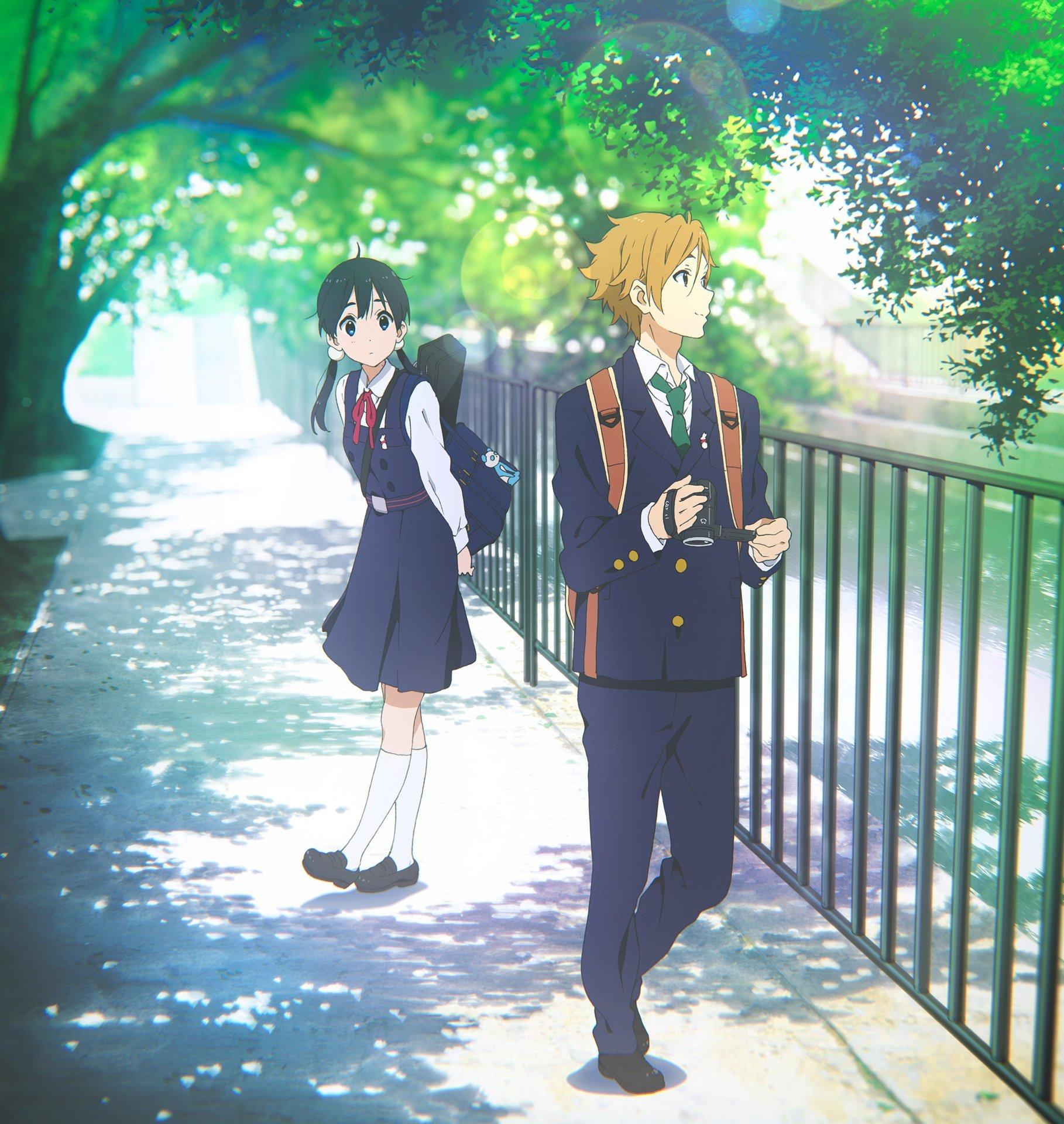 История любви Тамако, кадр № 1