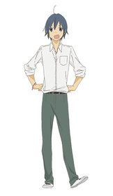 Вечно вялый Танака-кун