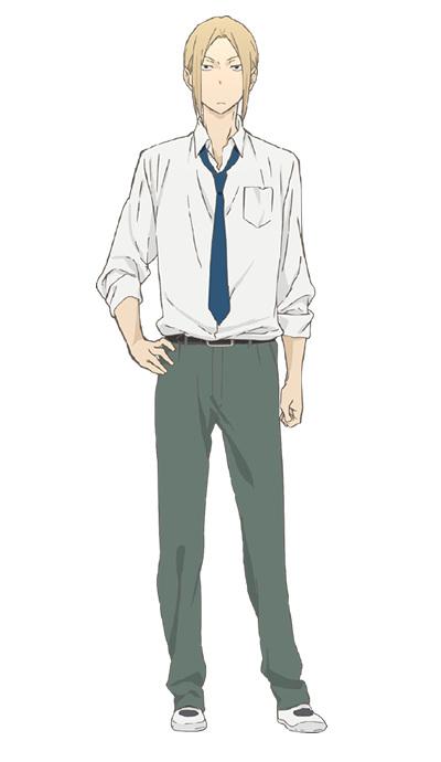 Вечно вялый Танака-кун, кадр № 6