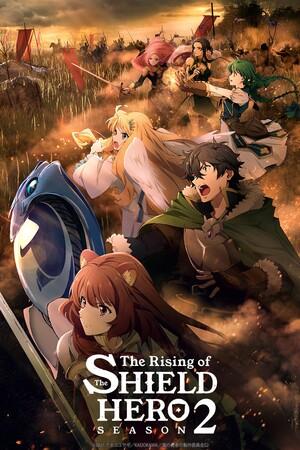 Постеры аниме «Восхождение Героя Щита 2»