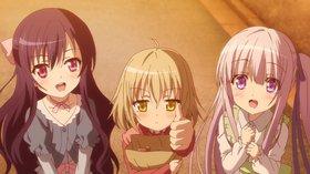 А вот и три ангела!