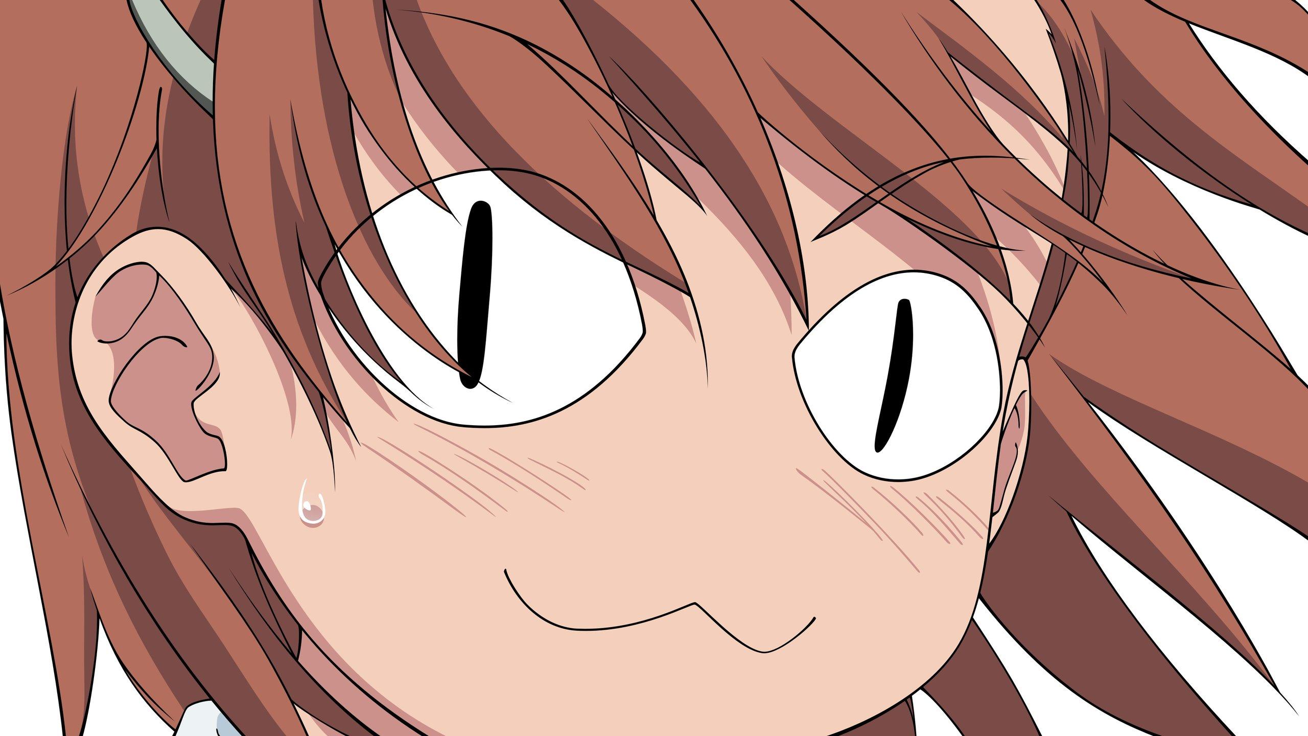Картинки смешных аниме персонажей, лучшему