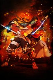 Промо-арт аниме «Дикая пляска мечей»