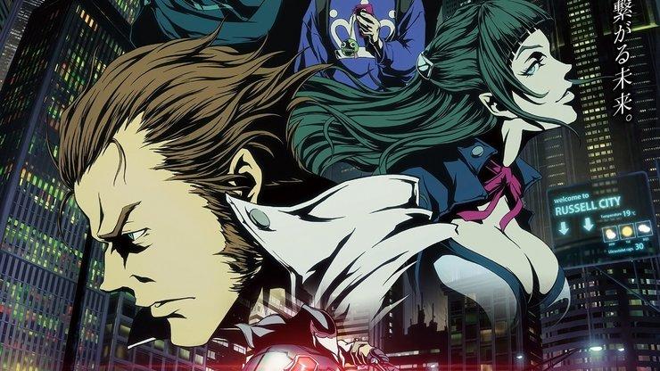 Постеры аниме «Гаро: Линия схода»