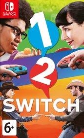 Обложки игры 1-2-Switch