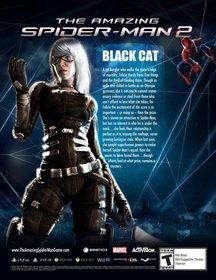 Промо-арт игры The Amazing Spider-Man 2