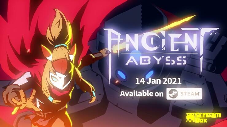 Новый трейлер пиксельного 2D-рогалика Ancient Abyss в честь раннего доступа