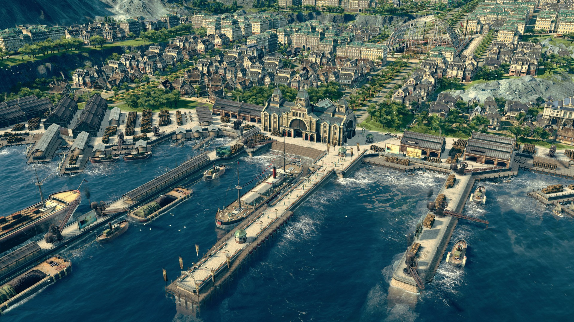 Anno 1800, кадр № 2